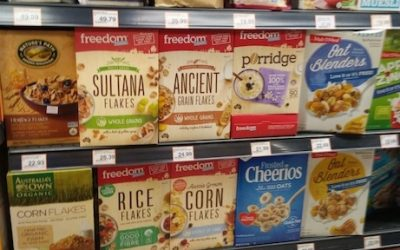 Gluten-free products: a market that in Italy, Germany & UK grows 30% a year !!!
